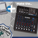 ALESIS MultiMix 8 USB FX - how to make it to the power supply