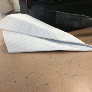 How to Make a Fast Paper Plane