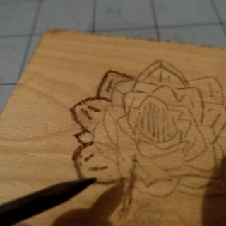 Wood Burning 101 - Techniques and Tricks