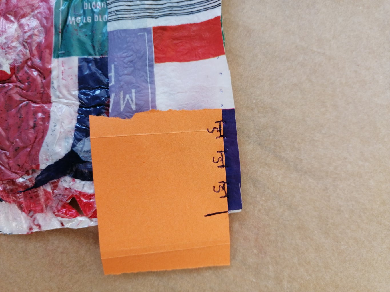 Label and Sew