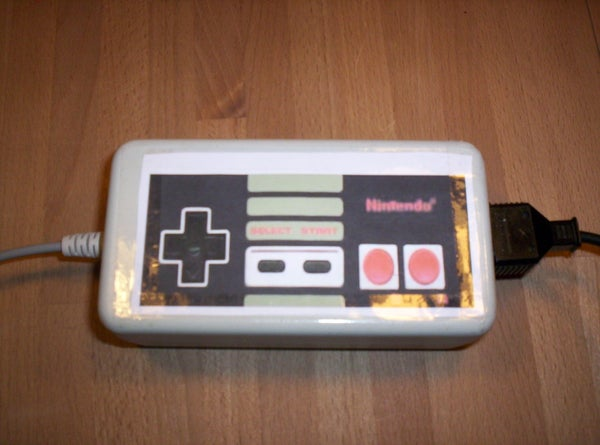USB NES Controller With an Arduino!