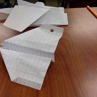 Fold Your Own Sky King Paper Airplane (World Record Holder)