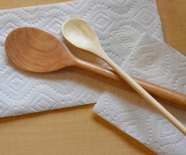 Taking Care of Your Wooden Utensils