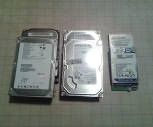 Rare Earth Magnets From Old Hard Drives