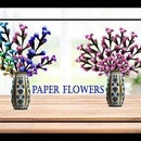 Artificial Paper Bunch for Decoration