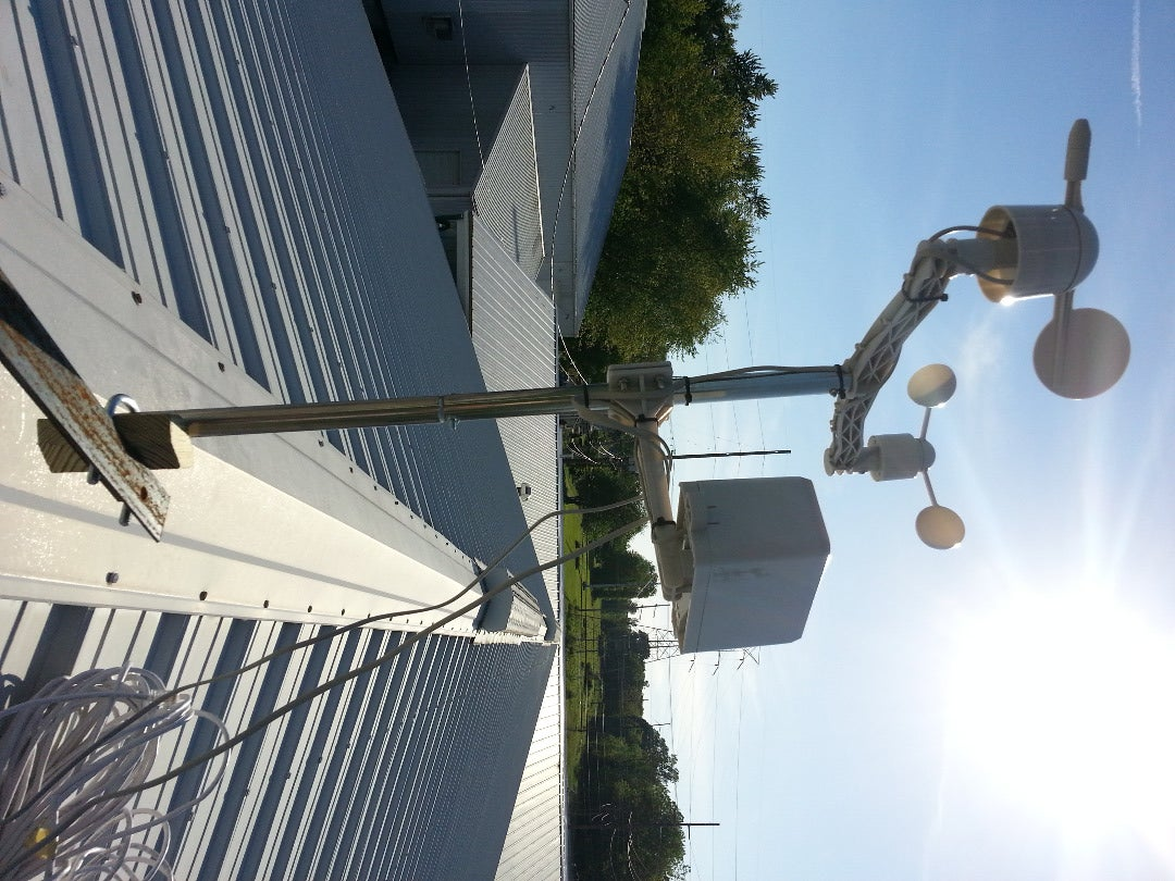 Raspberry Pi 2 Weather Station