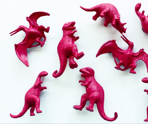 Toy Refrigerator Magnets