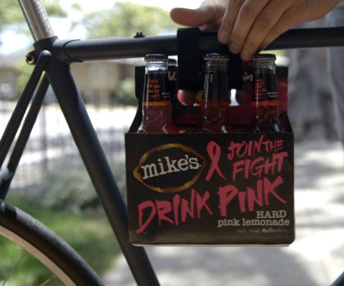 6-Pack Bike Holder