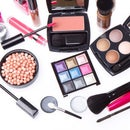Makeup tutorial materials