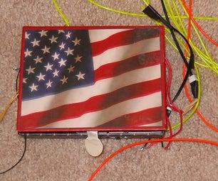 EL Wire Color Organ
