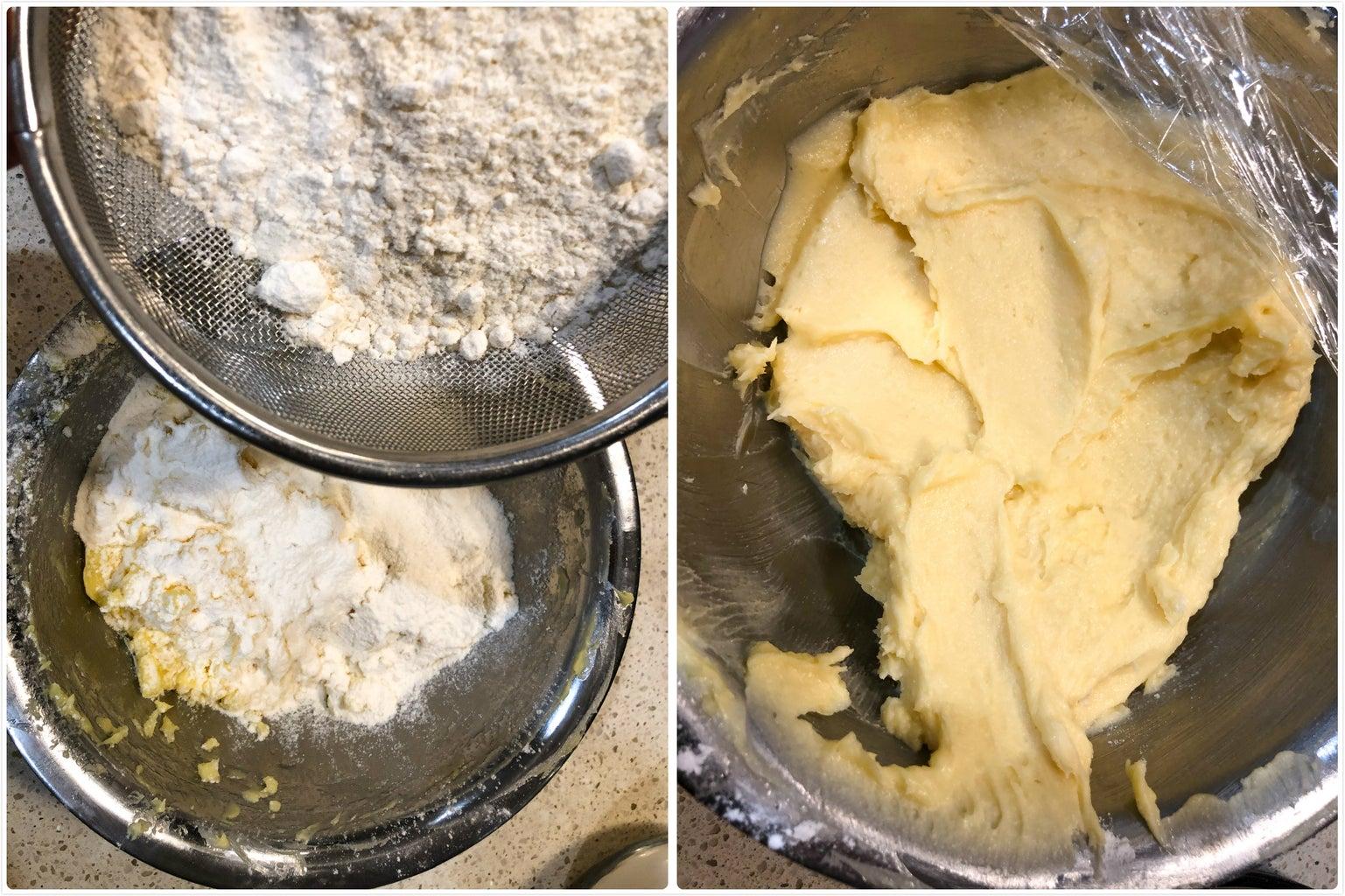 Make the Main Dough