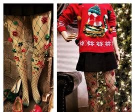 Christmas Party Stockings