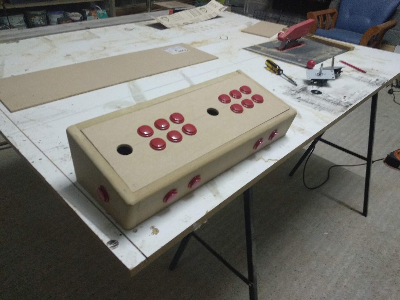 Control Module Construction