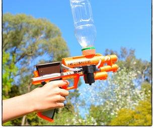 Auto Water Pistol Nerf Gun Hack - v1