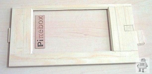 Cut Window and Camera Mount, Logo