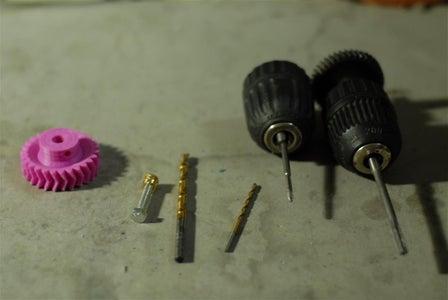 Improving 3D Printed Gears