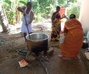 Outdoor Cooking : Mutton Biriyani for the Family Get-together