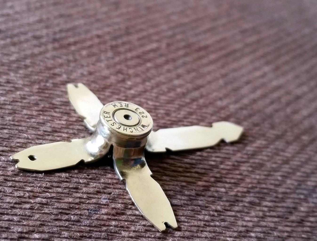 Handmade Bullet Pendants