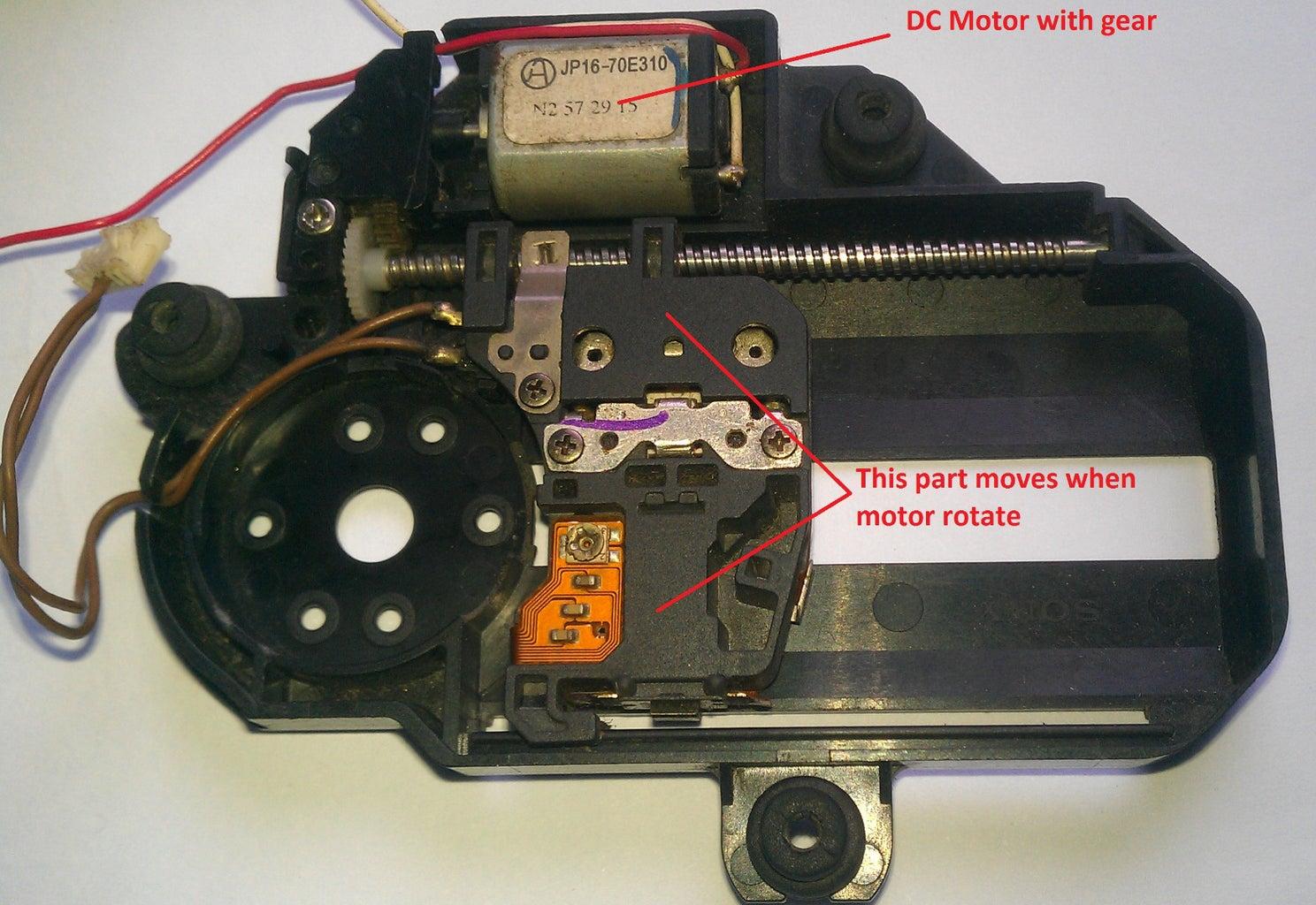 Components Details for Smart Door Lock