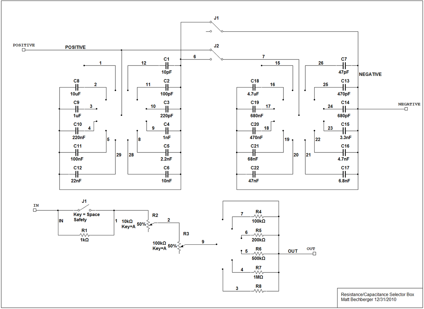 Schematic and Template