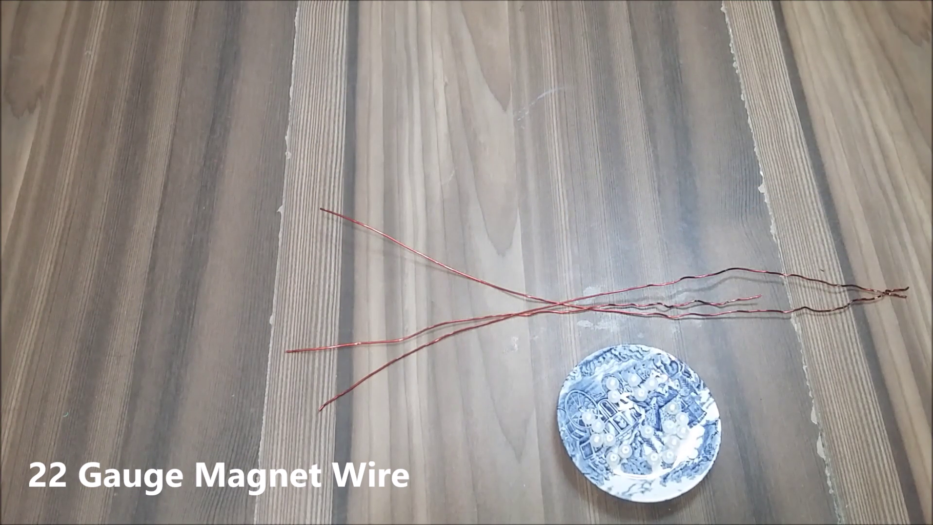 Coloring and 22 Gauge Magnet Wire