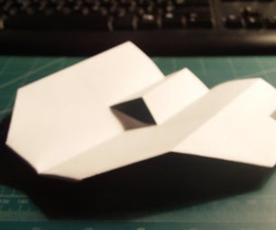 How to Make the Intruder Paper Airplane