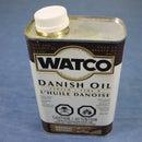 Applying Danish Oil