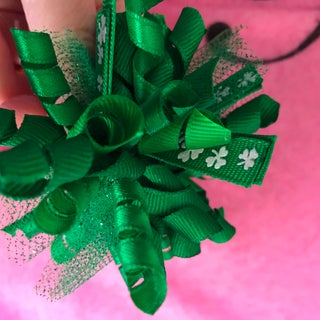 Curly/korker Hair Bows