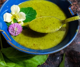 How to Drown Your Sorrels: Simple Sorrel Soup