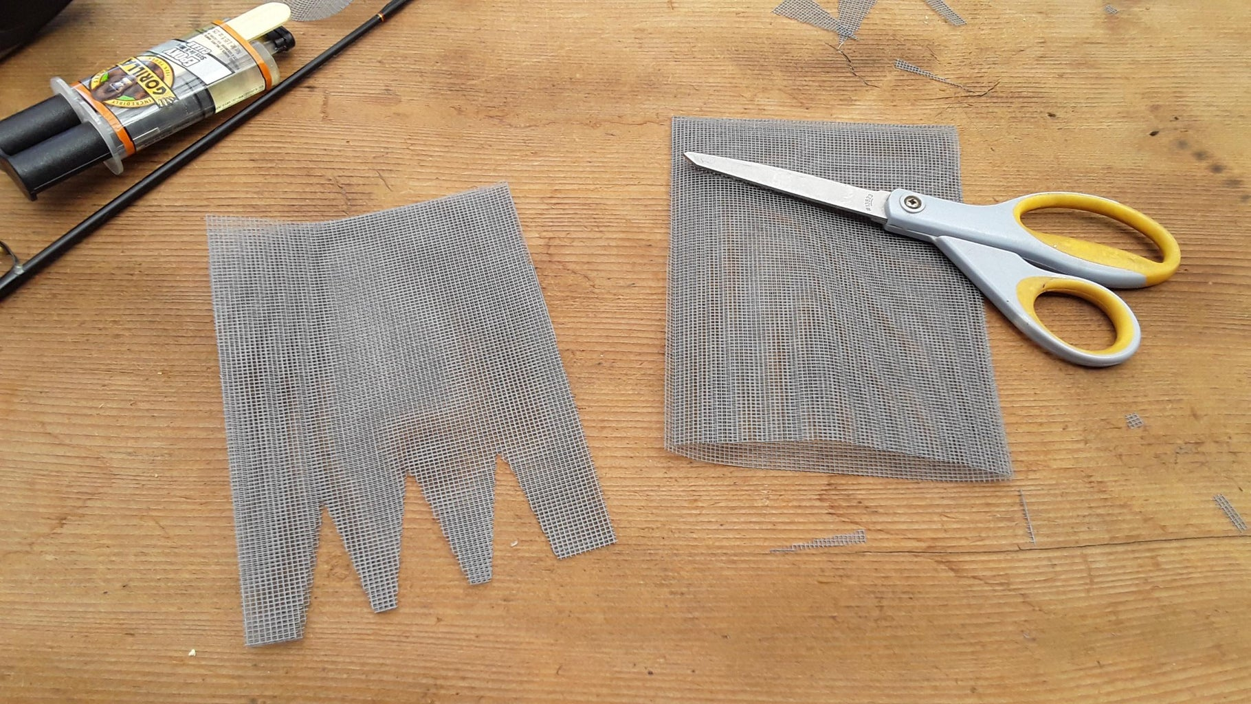 Make the Flap and Prepare the Rod Tip