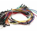 DIY Arduino and breadboard jumper cables from scrap electronics