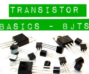 Transistor Basics - BJTs