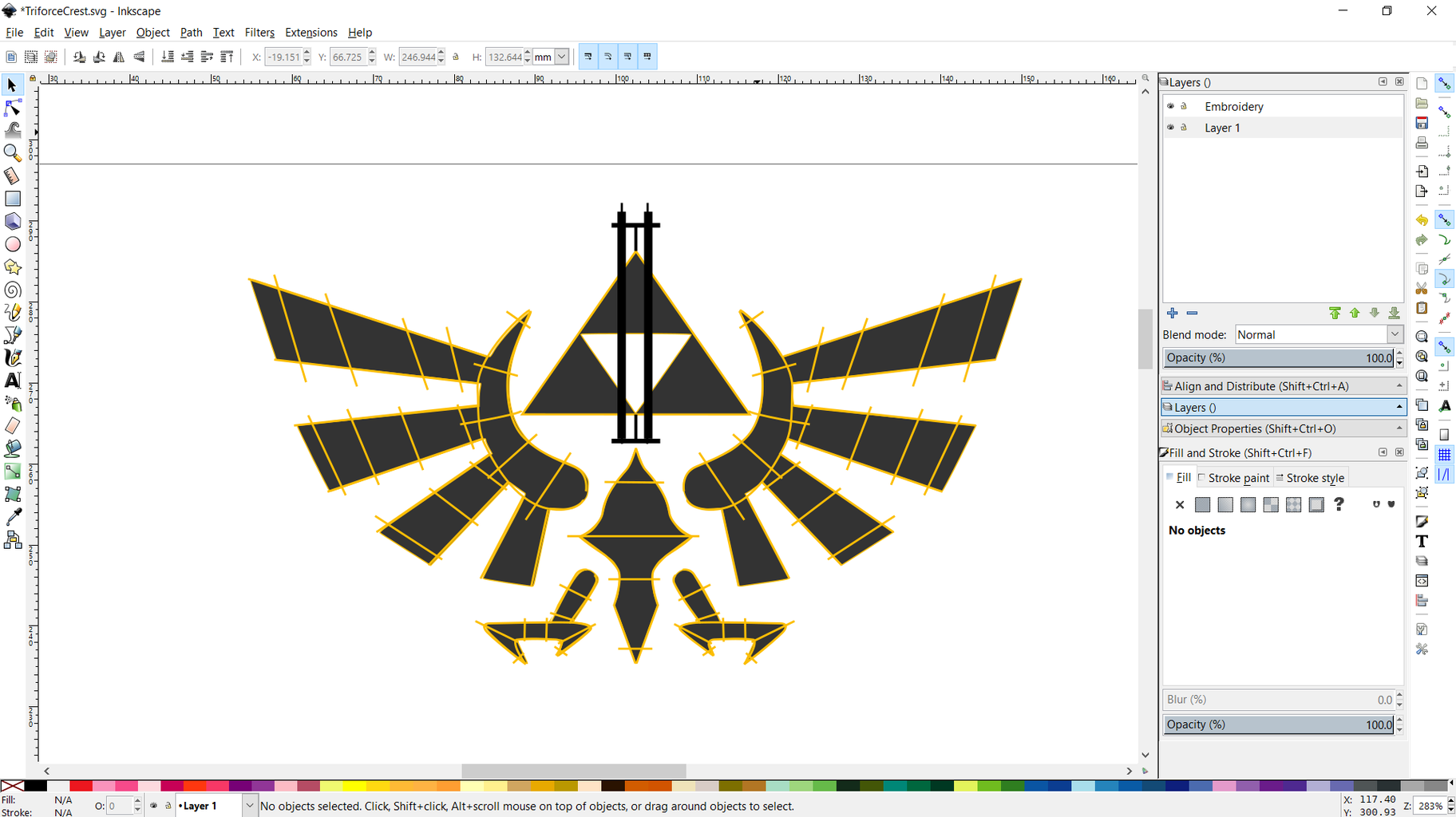 Designing and Prototyping the Crest