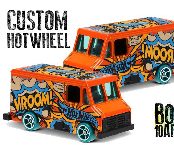 Custom Hotwheel Combat Medic