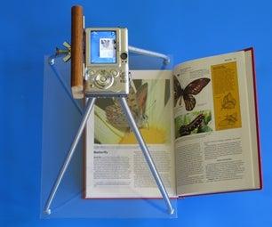 Portable, Paperless, Digital Copy Machine