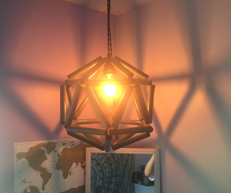 Geometric Pendant Lamp