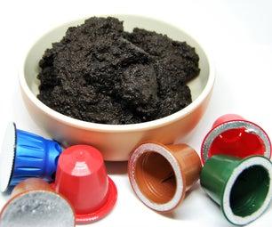 雀巢胶囊咖啡磨砂机