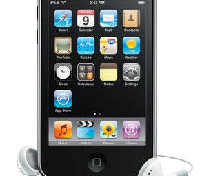 Ipod Touch Screen Protector Prototype