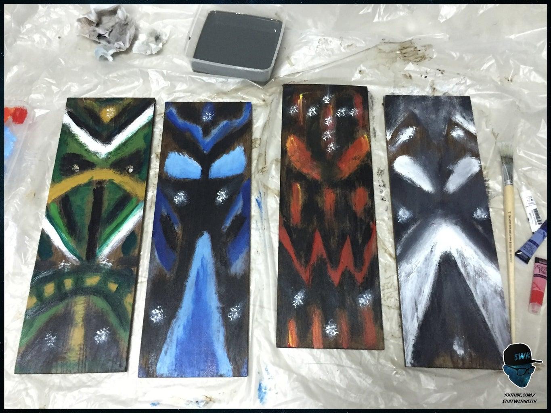Decorate Masks