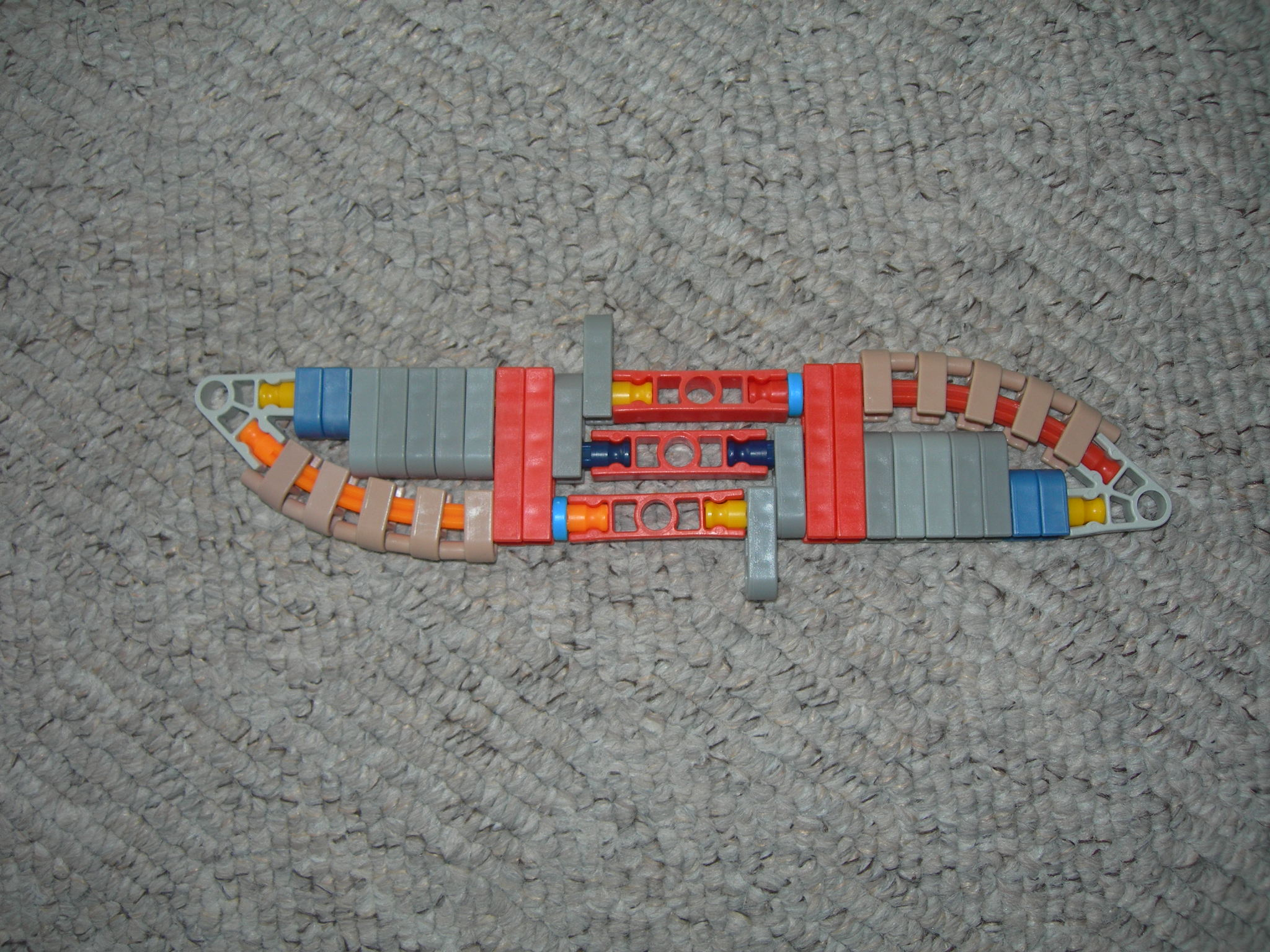 K'NEX Throwing Knife