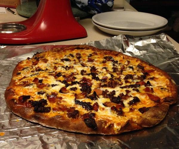 Porky Pig Pizza