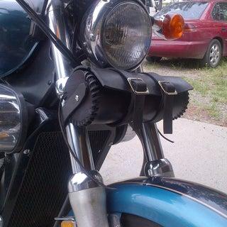 Motorcycle Fork Bag