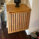 Covid Cabinet With No Workshop