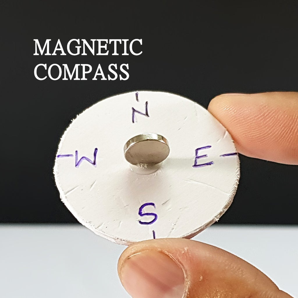DIY - Magnetic Compass