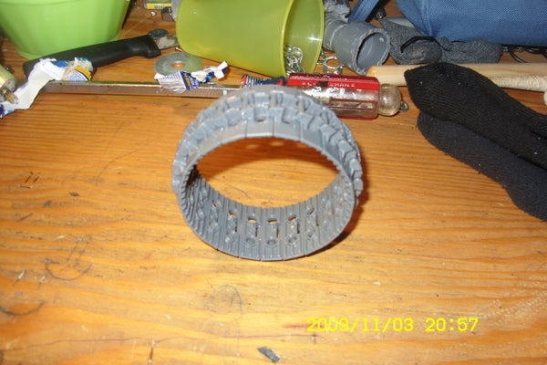 Lego Technic Grenade