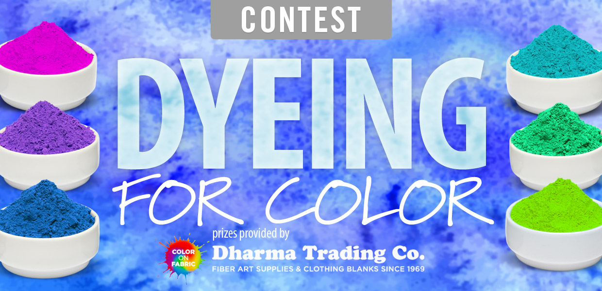 Dyeing for Color Contest