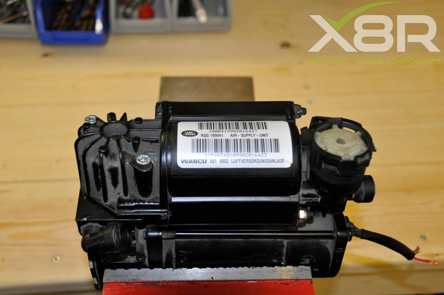 Wabco Air Suspension Compressor Piston Ring Seal Replacement Repair