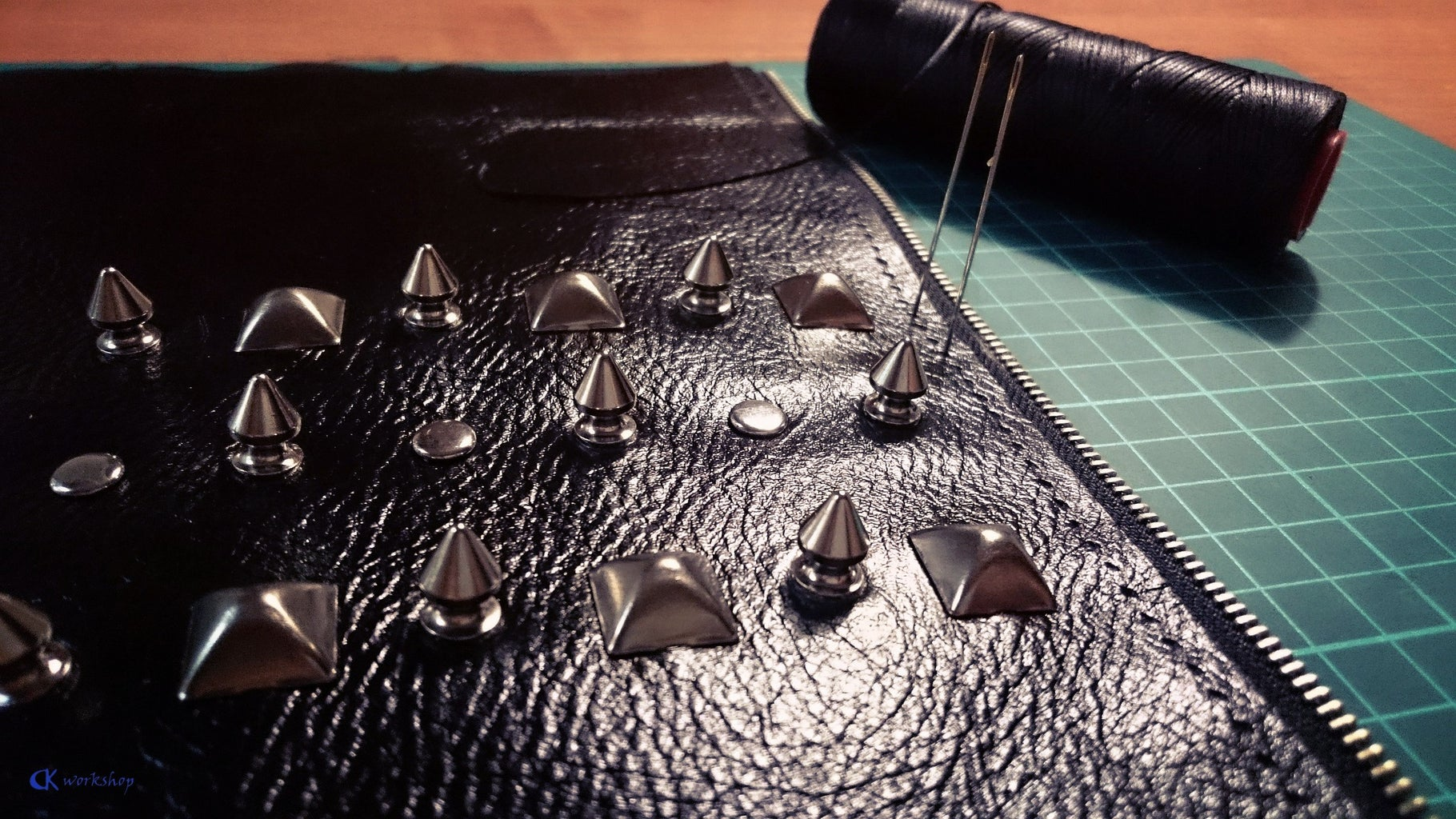 Lining and Zipper