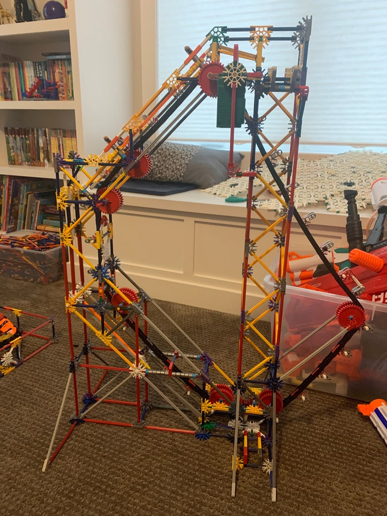 KNEX Small Ultimate Chain Lift