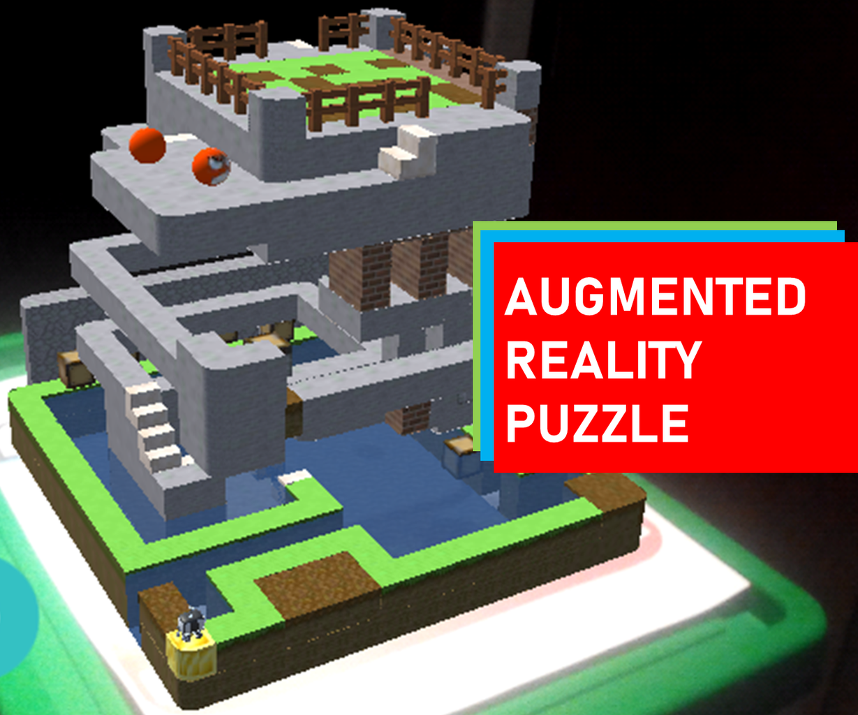 Augmented Reality Puzzle